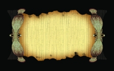 古典边框0687
