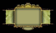 古典邊框0779