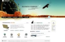 建设类网站模板图片