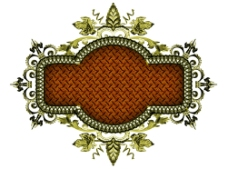 边框 PSD设计组件素材118图片