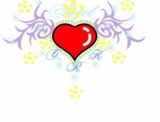 天使之心图片