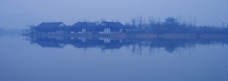 如诗如画云龙湖图片
