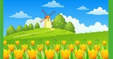 春天美景图片