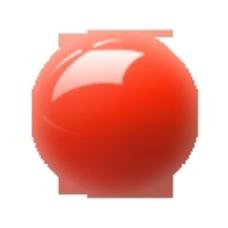 红色PNG按钮图片