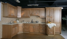 古典厨房图片