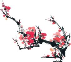 花枝袅翘图片