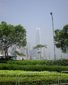 高清晰香港大厦图片