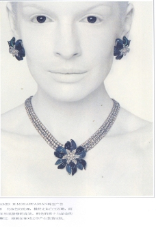 珠宝手表广告创意0015