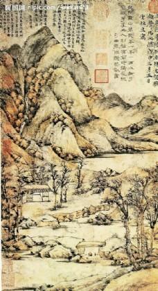 中國山水畫