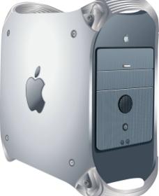 矢量逼真苹果机图片