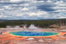 地热度假温泉图片