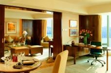 五星级酒店豪华客房图片